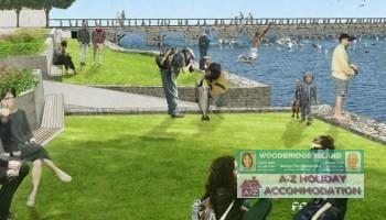 Proposed Wooden Bridge Milnerton